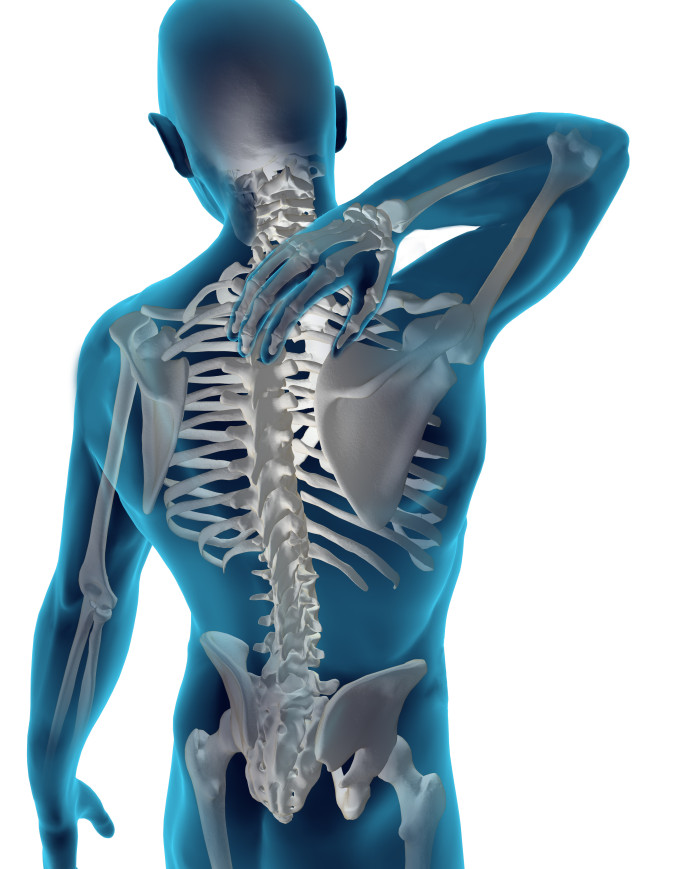 lower and upper back pains treatment from a car accident chiropractor