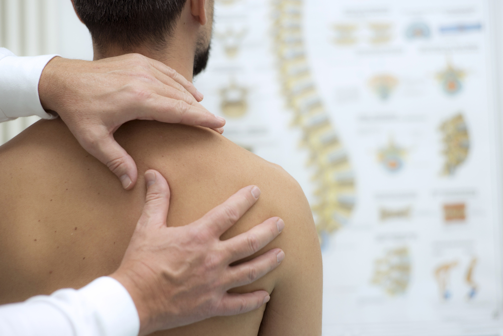 visiting an auto injury chiropractor in Pensacola